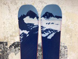 Piz Buin auf AllMountain Ski